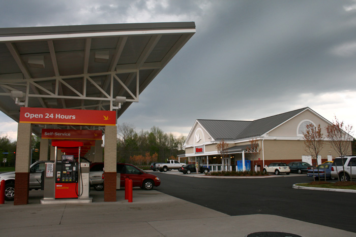 GAS STATION FOR  SALE (POWER OF SALE)